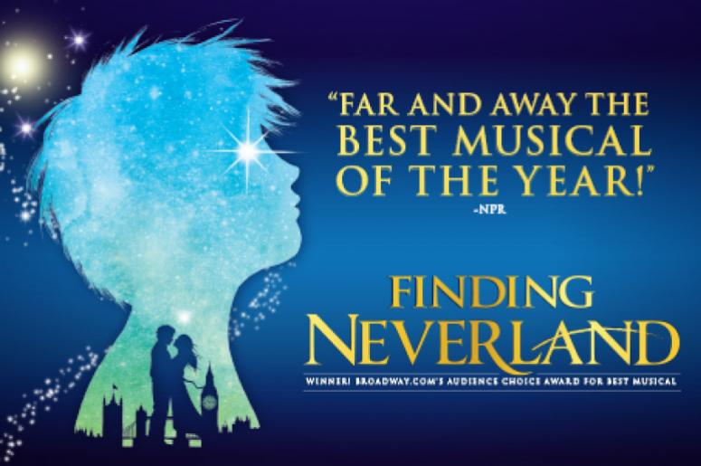 Finding Neverland at the Altria