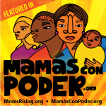 Featured in MamásConPoder.org
