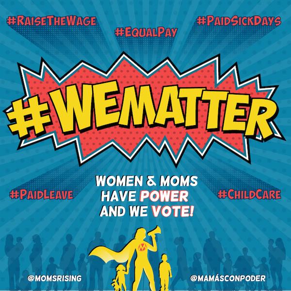 #WEmatter