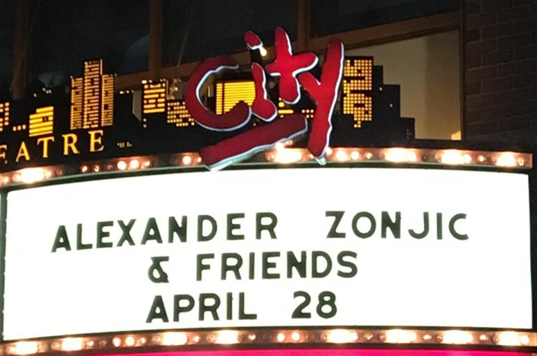Alexander Zonjic and Friends - Alex Bugnon and Javier Colon