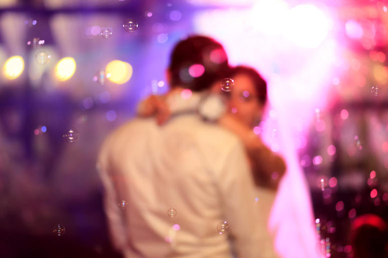 List Five Of The Most Banned Songs At Wedding Receptions Are