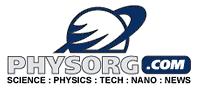 Physorg Logo