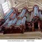 najvacsi organ v Paríži