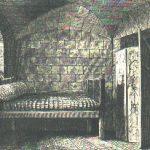 povodny stav cely Márie Antoinetty