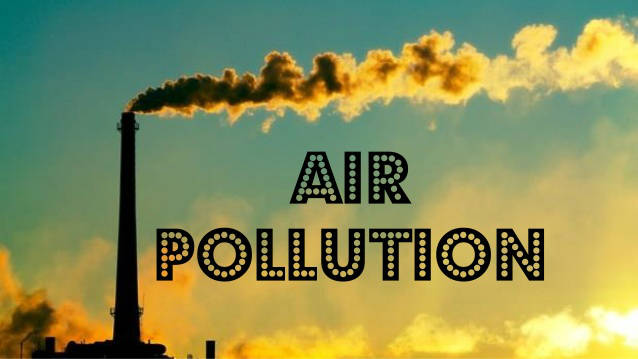 essay on pollution upsc