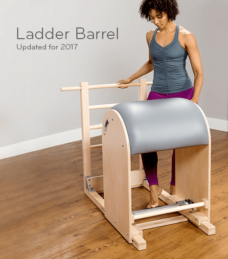 Ladder Barrel: Stretching in new dimensions
