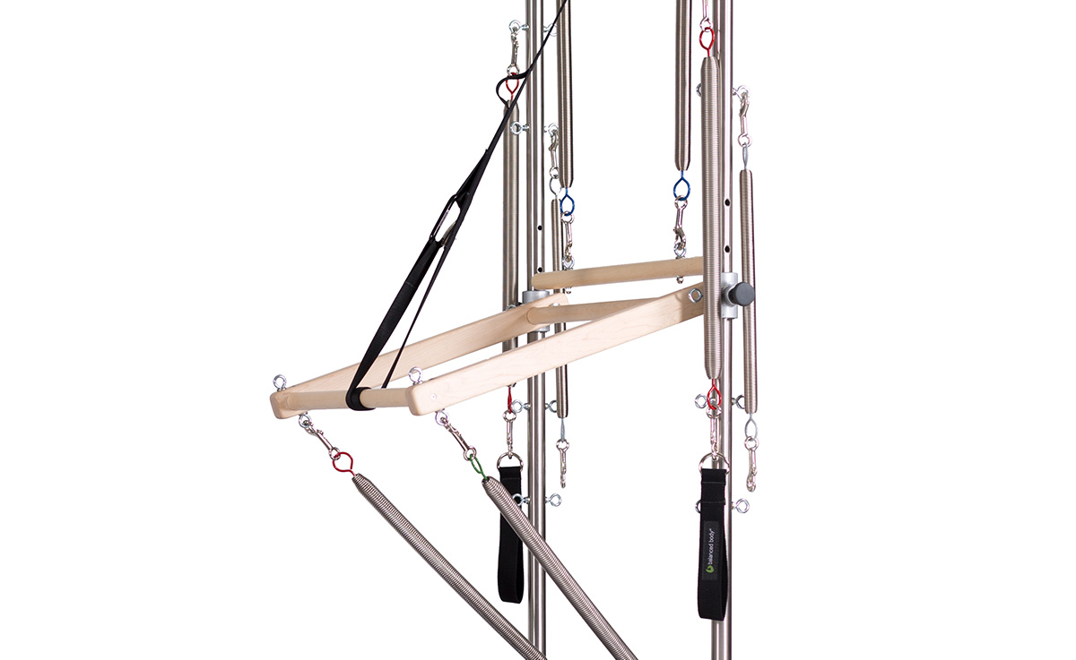 Centerline 174 Reformer With Tower And Mat Trapeze Amp Towers