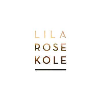 Ombre Lila Rose Kole logo