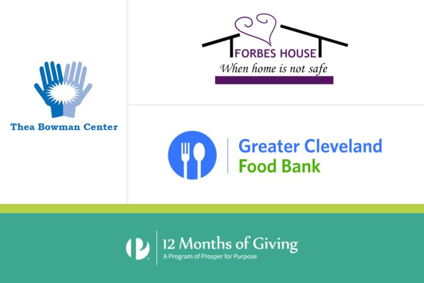 Twelve Months of Giving Blog Post