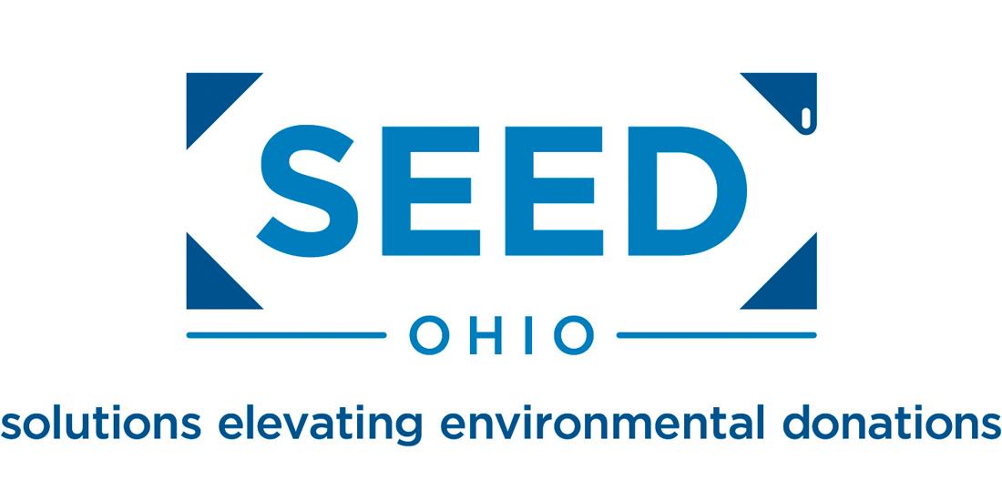 Blue SEED Ohio Logo