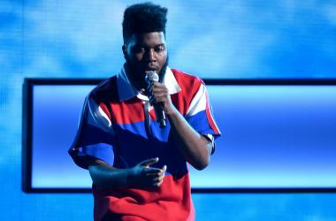 Khalid performs at the 2017 American Music Awards at Microsoft Theater on November 19, 2017 in Los Angeles, California.