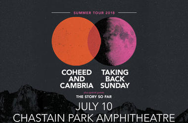 Coheed and Cambria in Atlanta!
