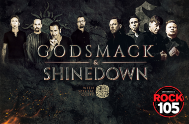 Godsmack and shinedown cue to call contest