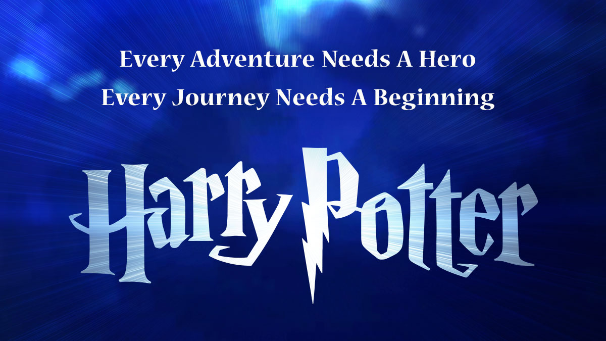 Scholastic Harry Potter Tagline