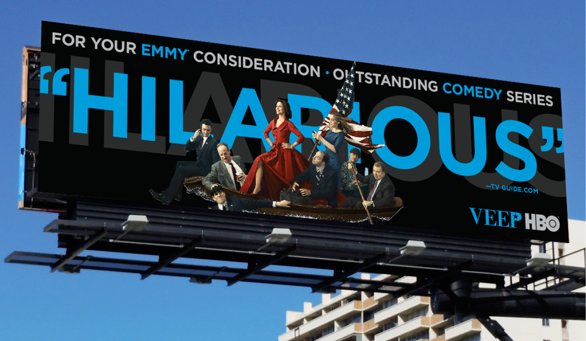 HBO EMMY 2014 Billboard