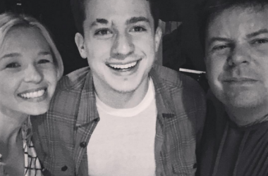 Charlie Puth with Jeff and Jenn