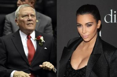 Nathan Deal and Kim Kardashian