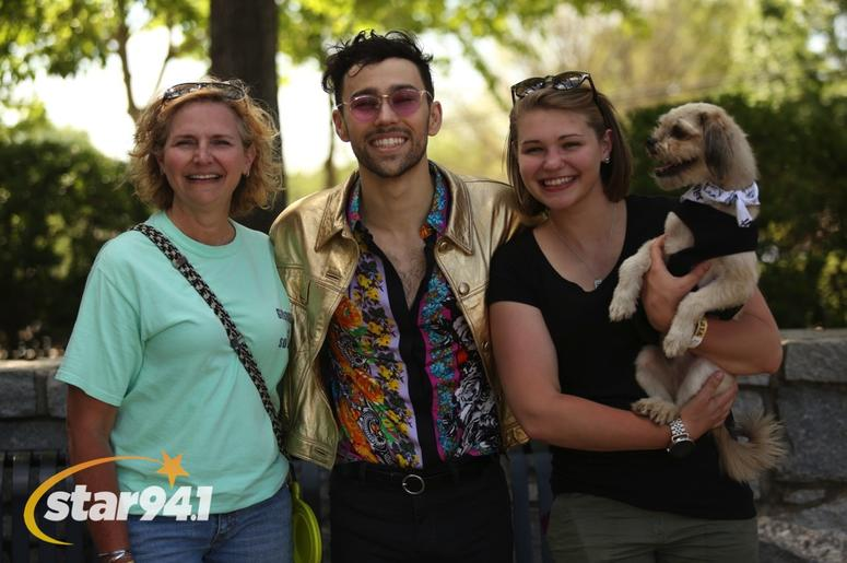 MAX M&G at Woofstock Suwanee 2018