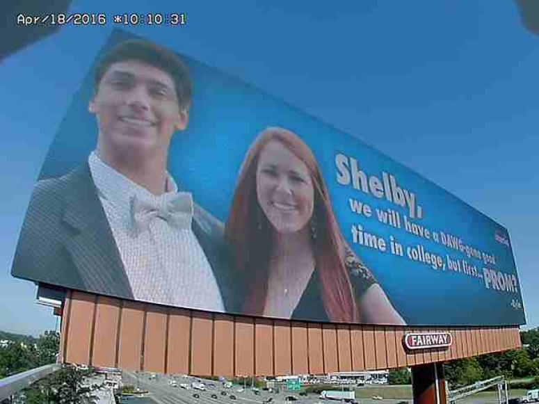 Billboard Promposal