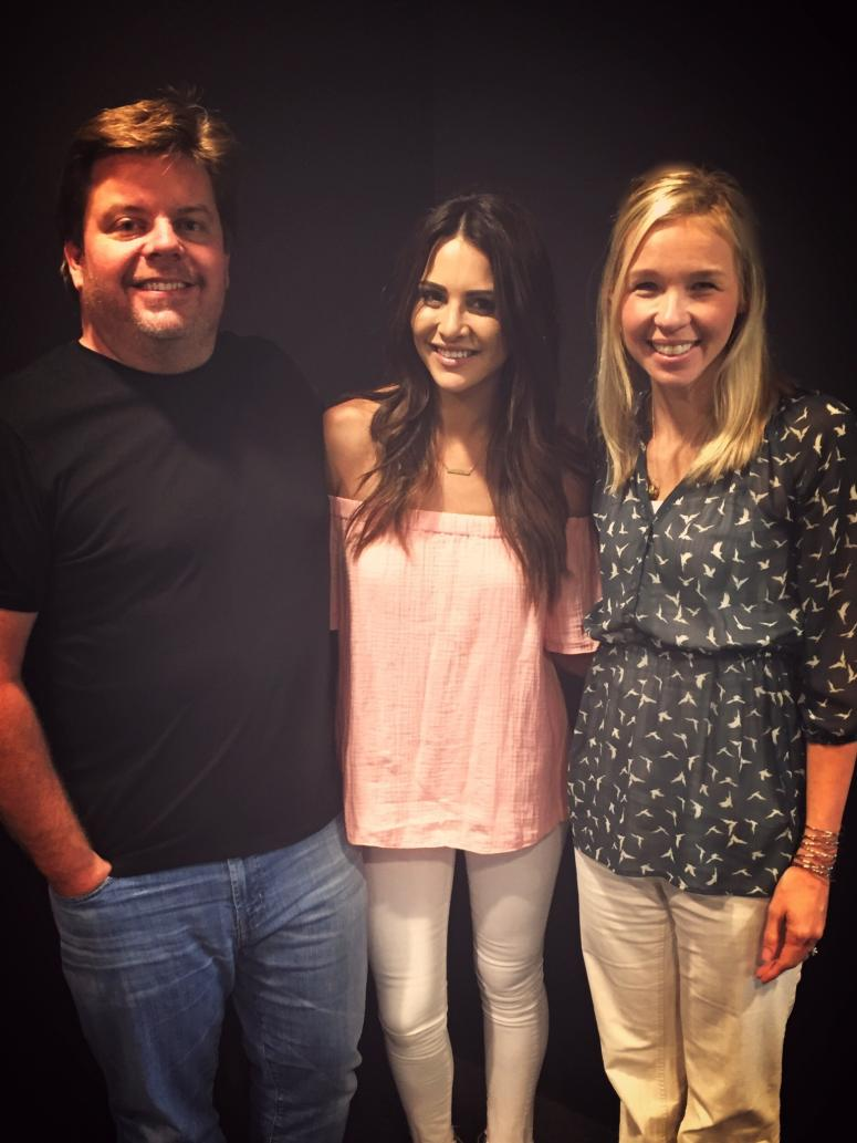 Jeff and Jenn and Andi Dorfman