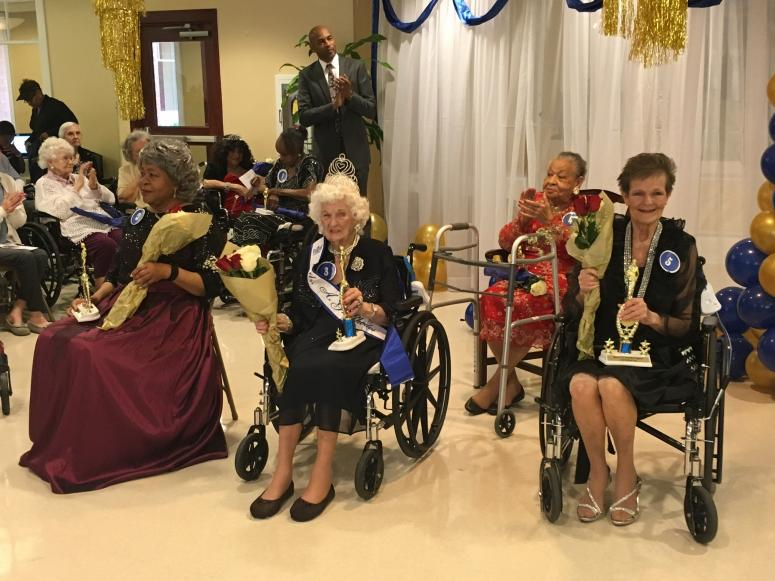 A.G. Rhodes Nursing Home Pageant