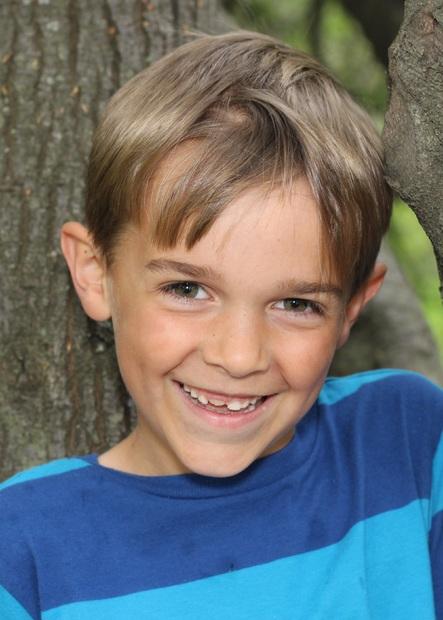 Mason Woodward Stars Management Portfolio Kids Boys
