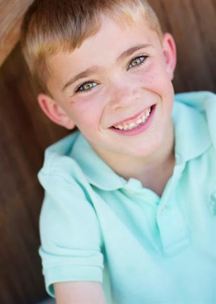Nate Lager Stars Management Portfolio Kids Boys