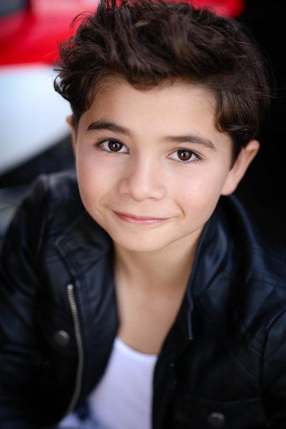 Weston Coward Stars Management Portfolio Kids Boys