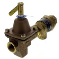 "B911S, 1/2"" Bronze Combination Fill Valve & Backflow Preventer, Sweat"