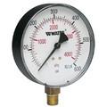 """LFDPG1 2-1/2"""" Pressure Gauge - Lead Free (0-100 psi)"""