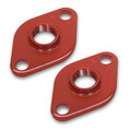 "3/4"" Bell & Gossett Iron Body Pump Flange - (pair)"