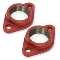 "1-1/2"" Bell & Gossett Iron Body Pump Flange - (pair)"