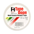 "Multipurpose Heavy Industrial Tape Dope, 1/2"" x 500"""