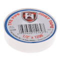 "TFE Pipe Joint Tape, 1/2"" x 1296"""