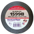"UL181B-FX Printed Flexible Duct Closure Tape - Silver (3"" x 360')"