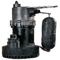 5.5-ASP 1/4 HP, 35 GPM - Submersible Sump/Utility Pump, 25ft power cord