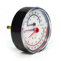 Combination Pressure-Temperature Gauge (All Boiler Sizes)