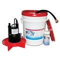 Calci-Free Tankless Water Heater Flush Kit