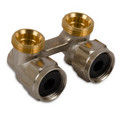 Angle Isolation Valve (2 fittings per set)