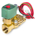 "3/4"" Normally Closed Solenoid Valve, 6.5 CV (24VDC)"