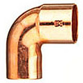 "3/8"" OD FTG x Copper 90 Degree Street Elbow For Air Conditioning"