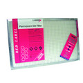 "Red Label Permanent Air Filter, 14""x20""x1"""