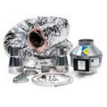 """BFRK100 Bath Fan Retrofit Kit, 4"""" Duct"""