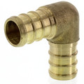 "1/2"" PEX x 1/2"" PEX Brass Elbow (Lead Free)"