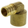 "5/8"" PEX x 3/4"" Copper Pipe Brass Elbow (Lead Free)"