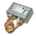 Dual Pressure Control, LR 20-100 psig, HS 100-500 psig