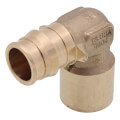 "ProPEX Baseboard Elbow, 3/4"" PEX x 3/4"" Copper Adapter"