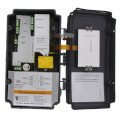 Electronic Temp Controller w/ 2 Temp Inputs, 4 SPDT Relays, 2 Analog Outputs, NEMA 4X Enclosure