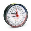 """1/4"""" NPT, 3-1/8"""" Face, Temperature & Pressure Gauge (Tridicator)"""