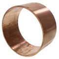 """3"""" Copper DWV Coupling Less Stop"""